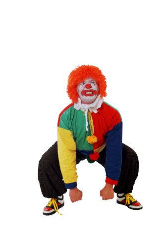 Clown shit