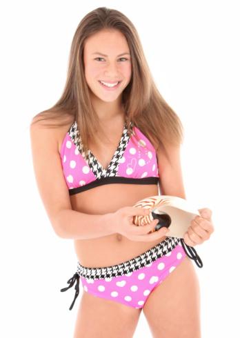 Corny nautilus bikini girl